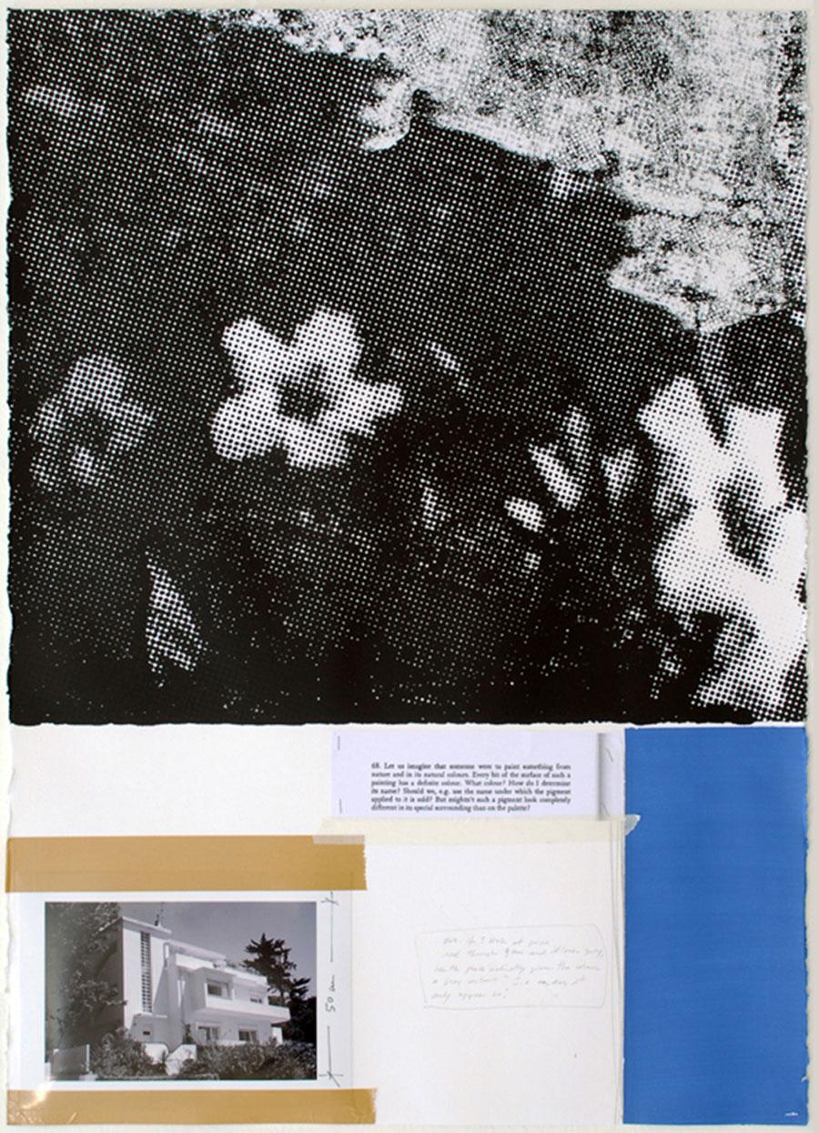 68. Flowers Blue, 2011