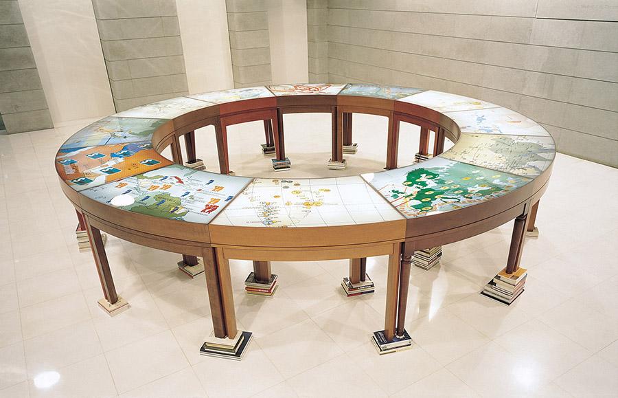 On Translation: La Mesa de Negociación II, 2005