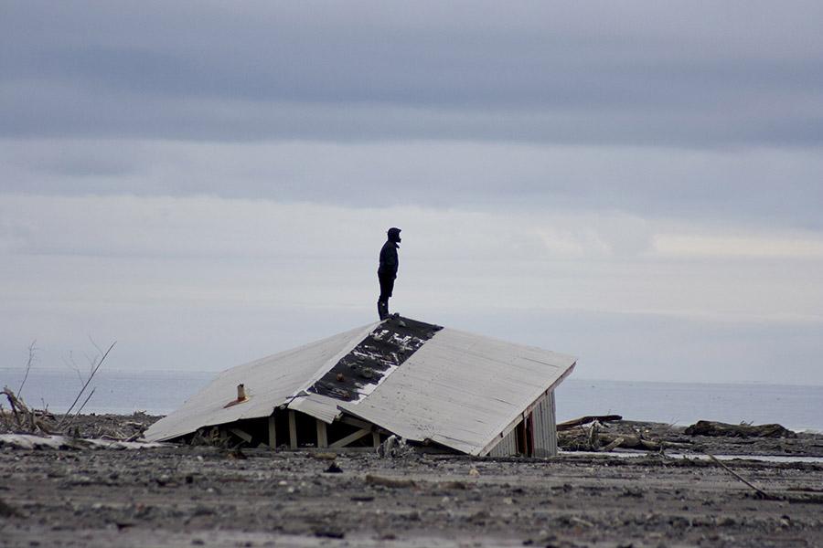 Acción Chaiten 17. Sismografía de Chile, 2009