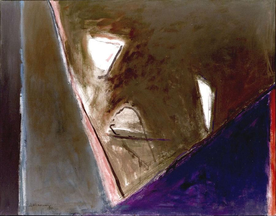 Taula i objectes, 1984