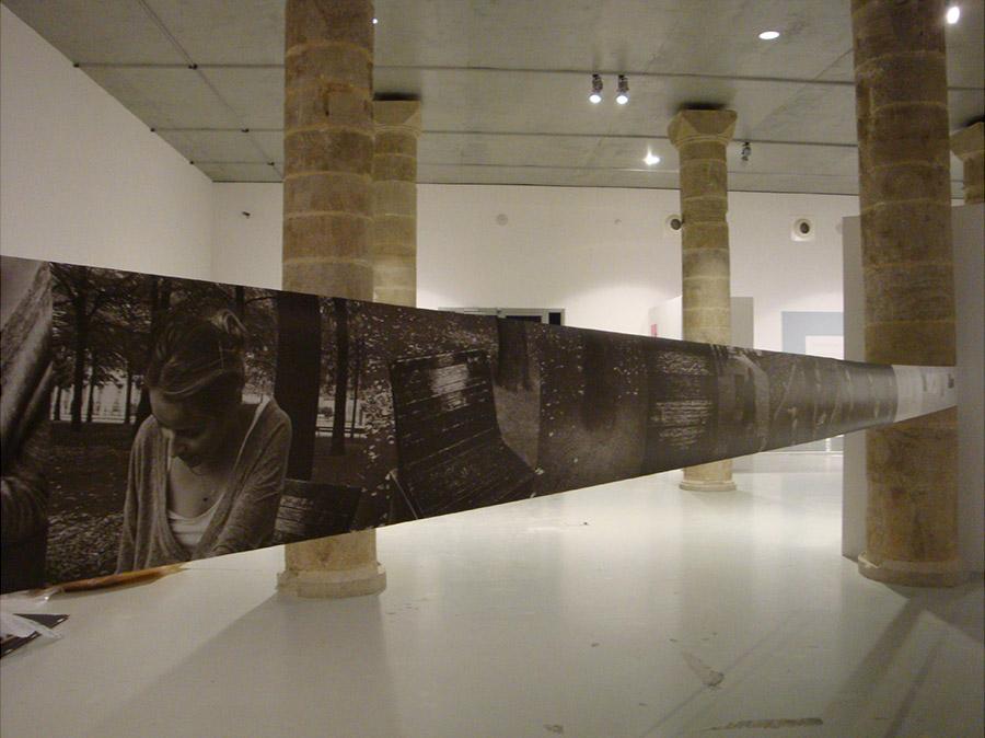 Monólogo Jardín, 2010