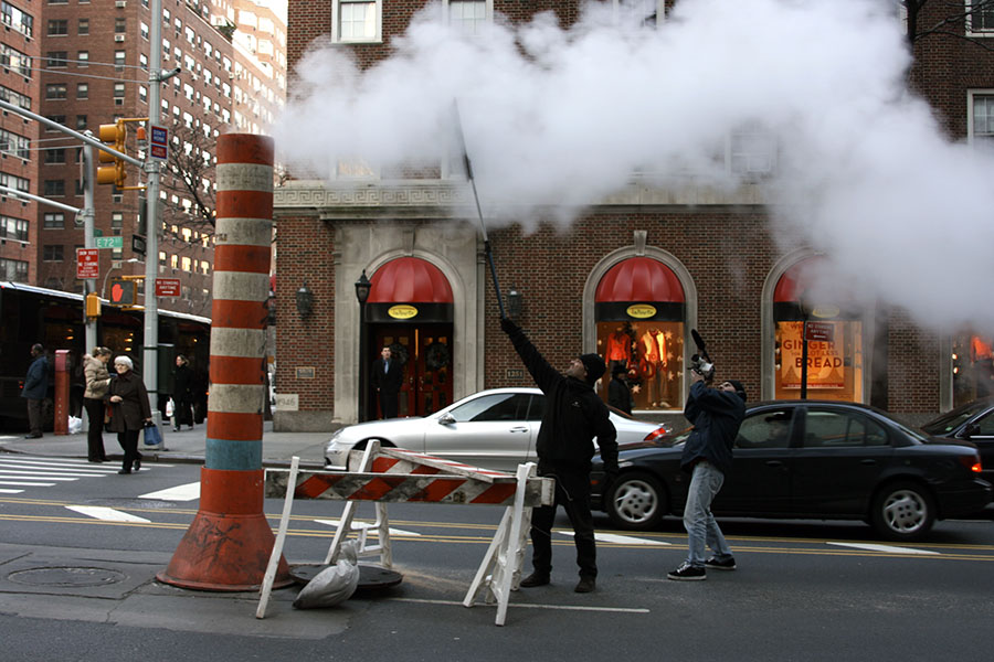 Steam, New York Pinturas, 2007
