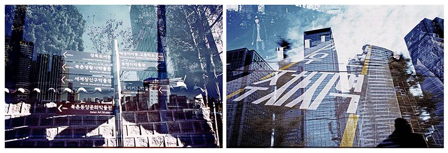 Double Exposure: TK – SL, 2010