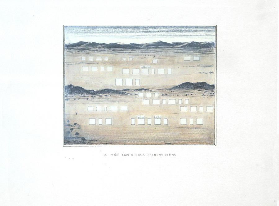 El Món com a Sala d'Exposicions, 1997