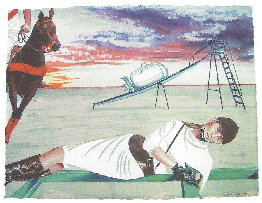Ecuestre, 2001