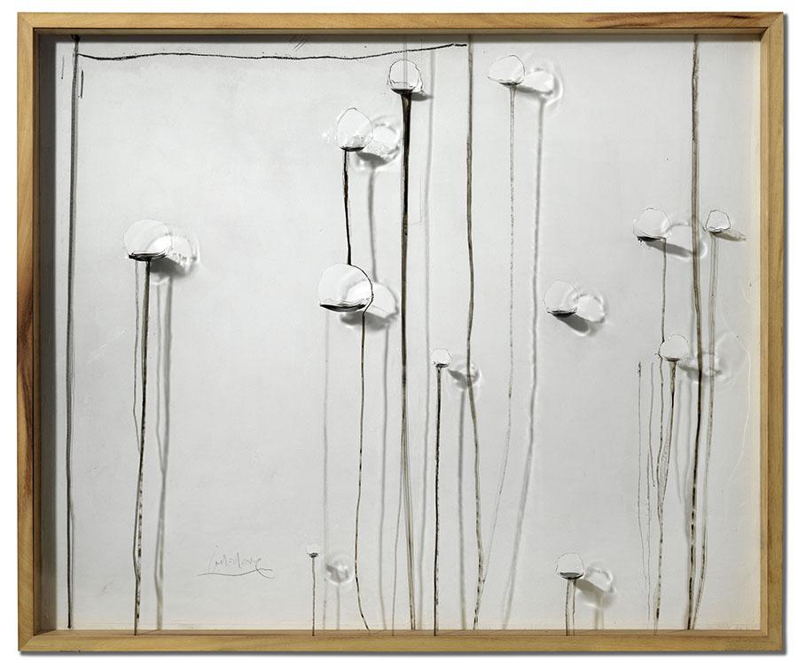 Guardar idees en forma de pintura, 2012