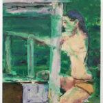 Megan: Croncrete Paintant, 2010