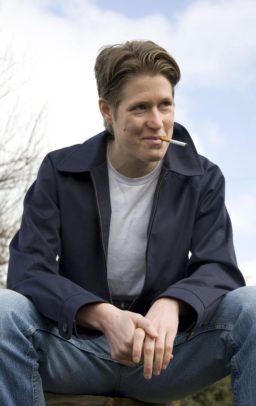 Sam como James Dean, 2008