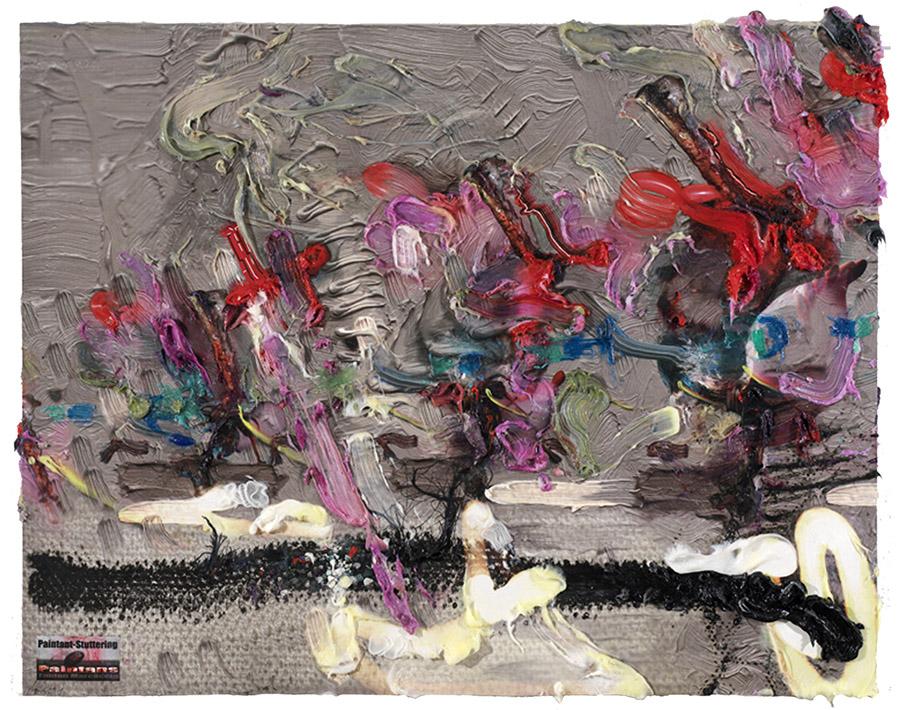 Paintant Stuttering, 2007