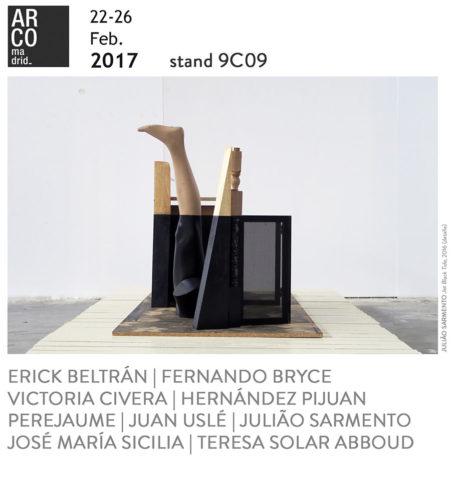 ARCO 2017 Galeria Joan Prats