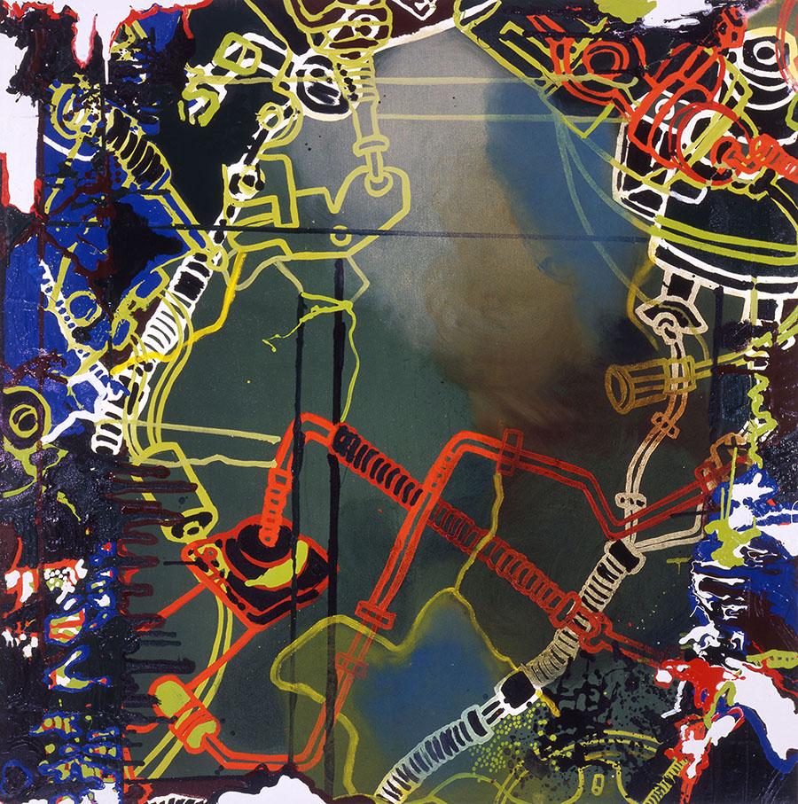 The Dialysis Of Urban Delirium, 2006