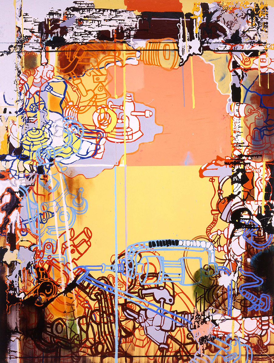 The Engulfments Of Change, 2006