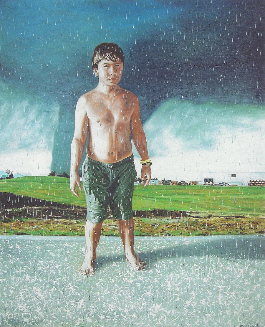 Lluvia tejana, 2002