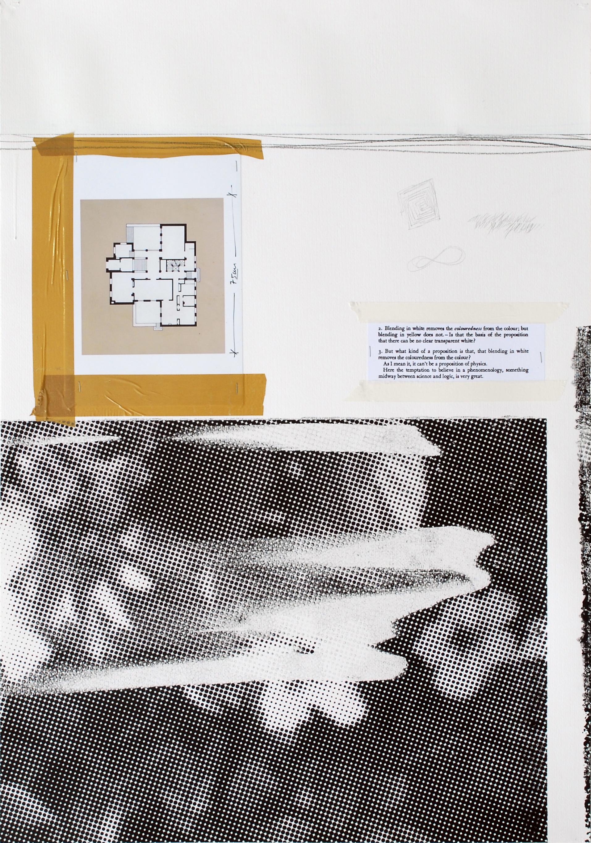 2/3 Flowers White, 2011