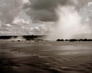 Agua que cai, 2011