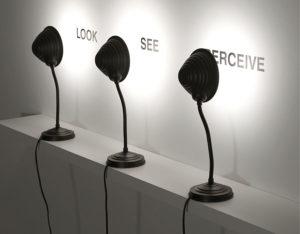 Look, See, Perceive, 2008