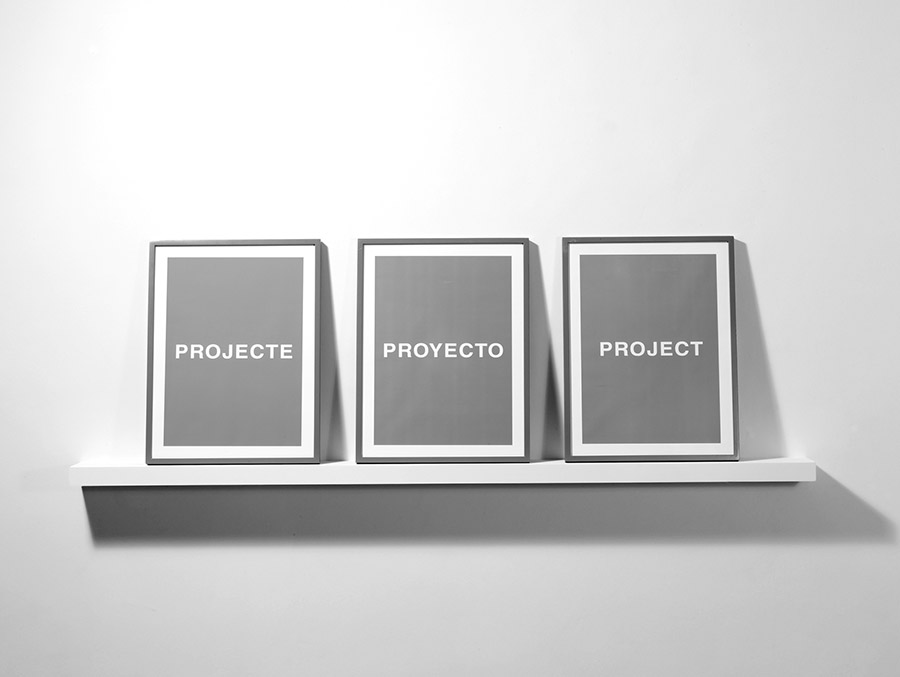 Projecte Proyecto Project, 2007