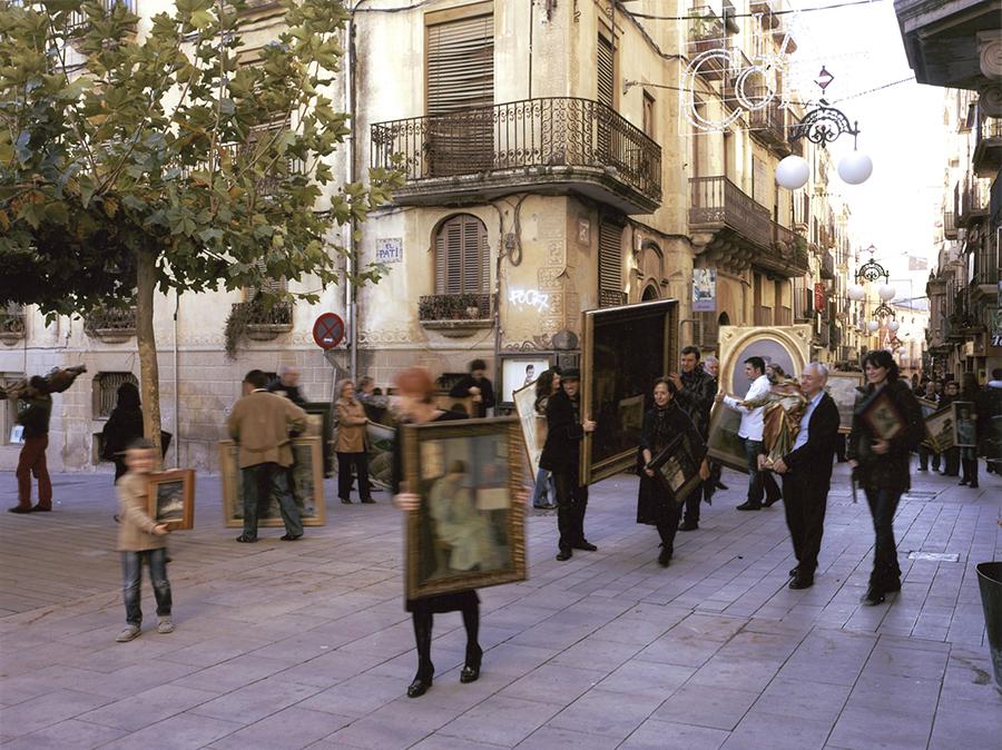 Migdia a Valls, 2009