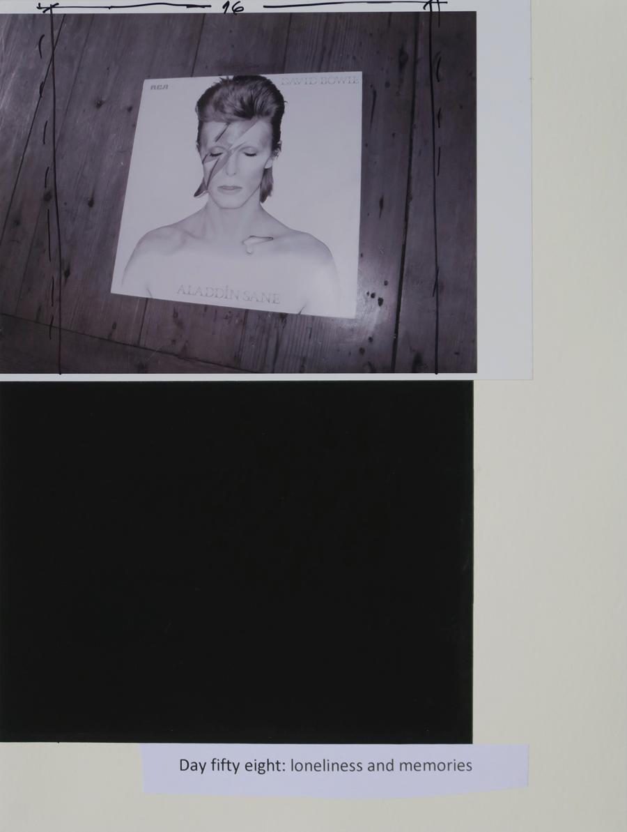 Quarentine (loneliness and memories), 2020