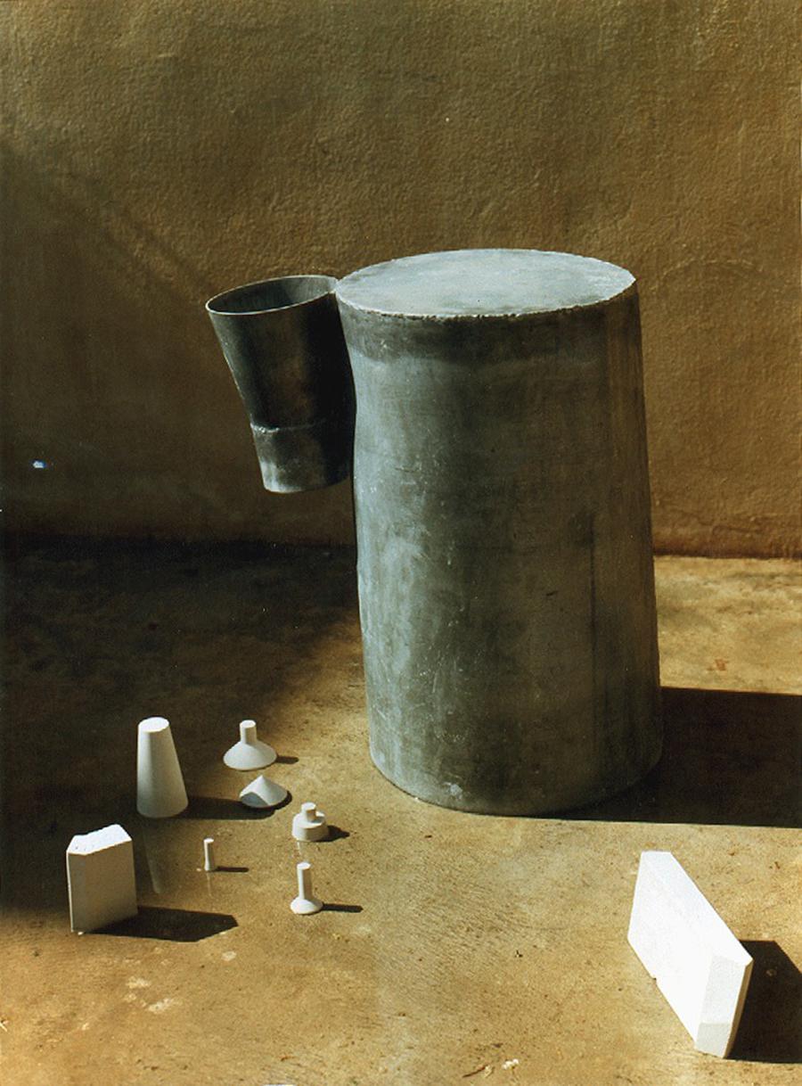 Embut al temps II, 1988