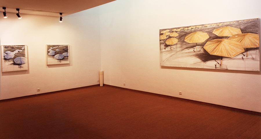 Christo et Jeanne Claude