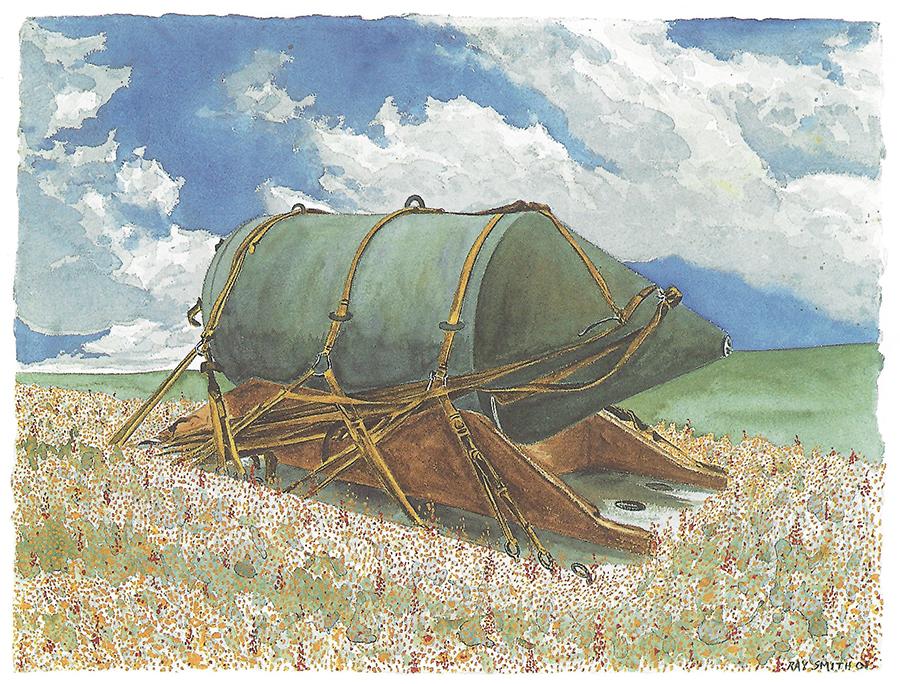 Daisy-Cutter, 2001