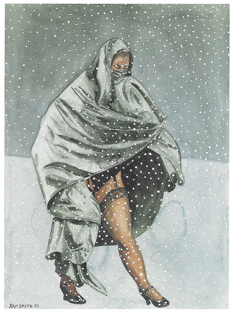 Mantos o Minifaldas, 2001