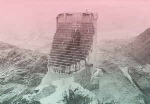 Control and Collapse (Remains of St. Francis Dam, L.A.,1928), 2016