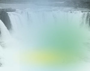 Godafoss (God´s waterfall), 2016