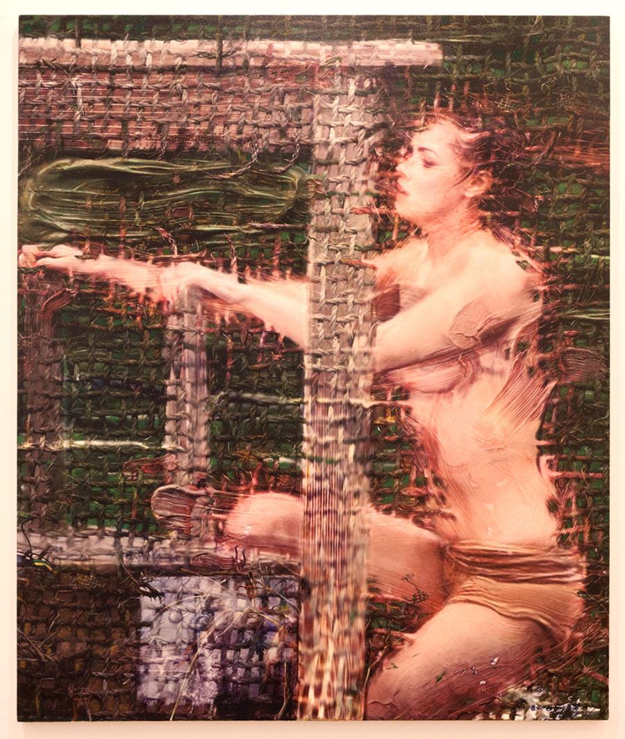 Megan: Panel Paintant, 2010