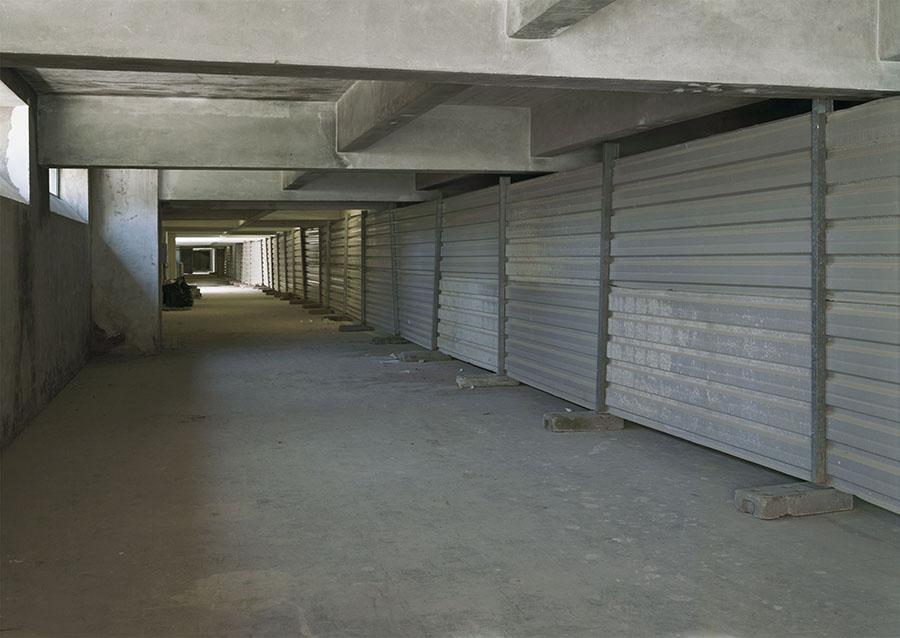 Pasillo – La Laboral, Gijón