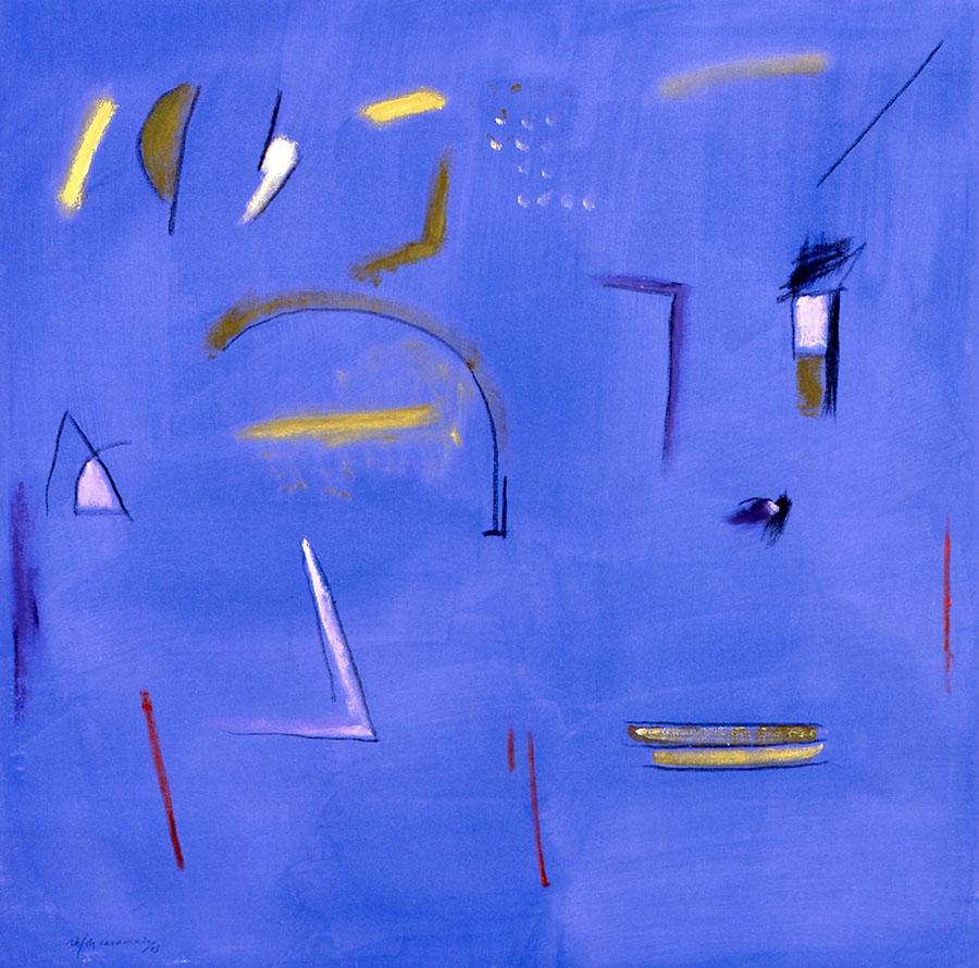 Jardí de nit, 2003