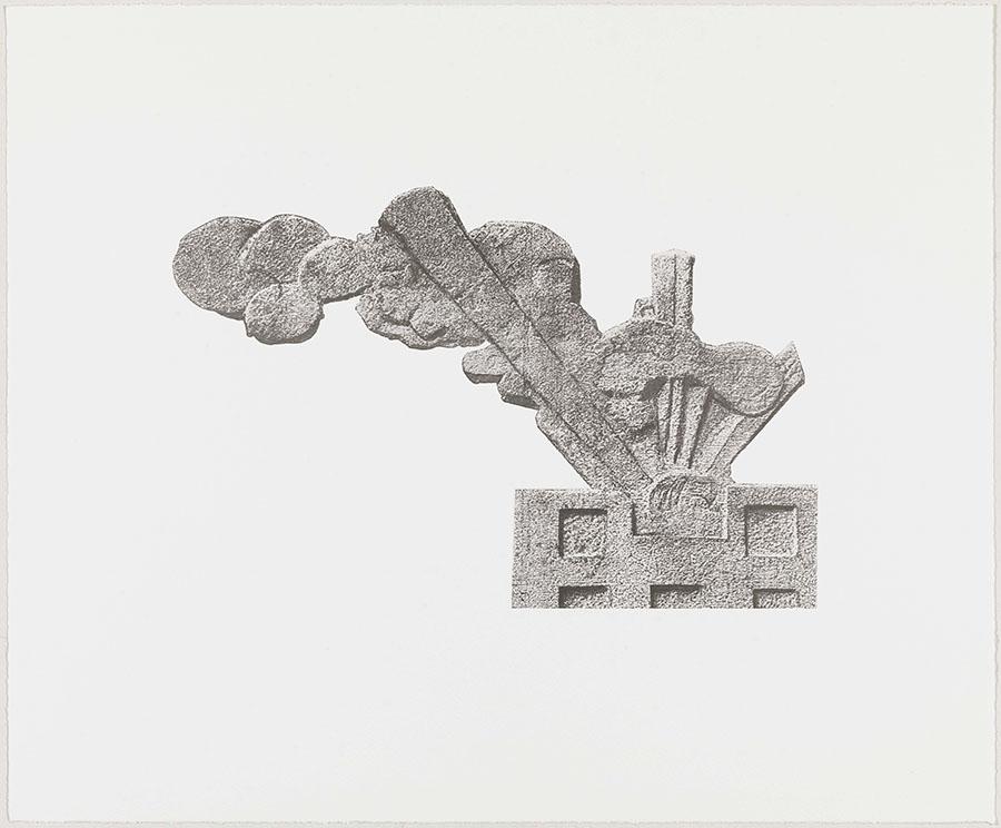 Imposible pero necesario: petrificación, 2010 (detail)
