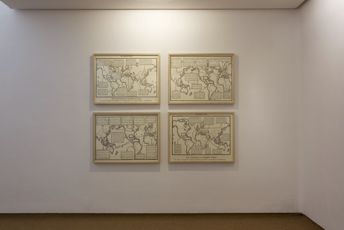 The World Over / 1929, 2010