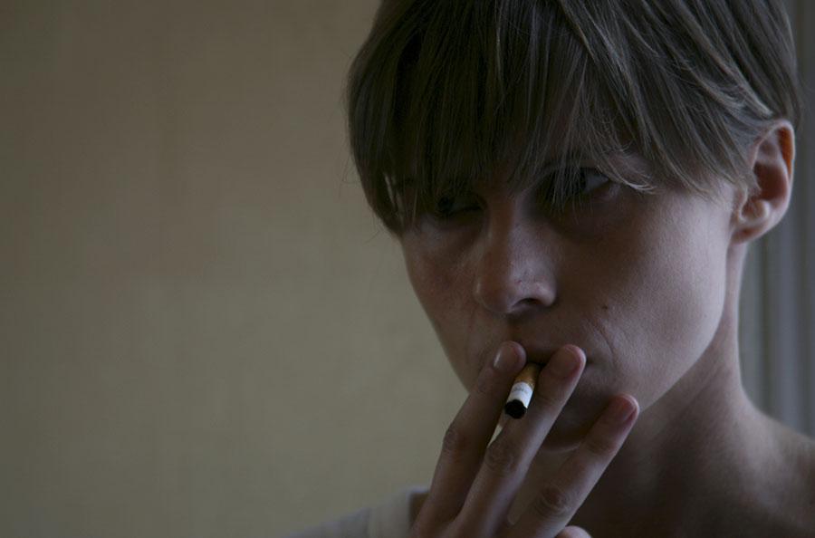 Toni como David Bowie, 2008