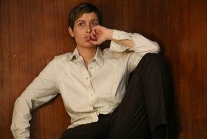 Desislava como Colin Farell, 2010
