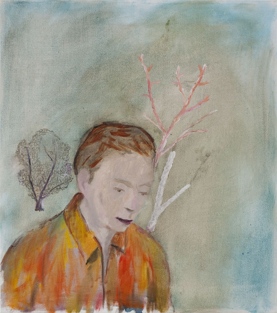The Boy with Corals, 2011
