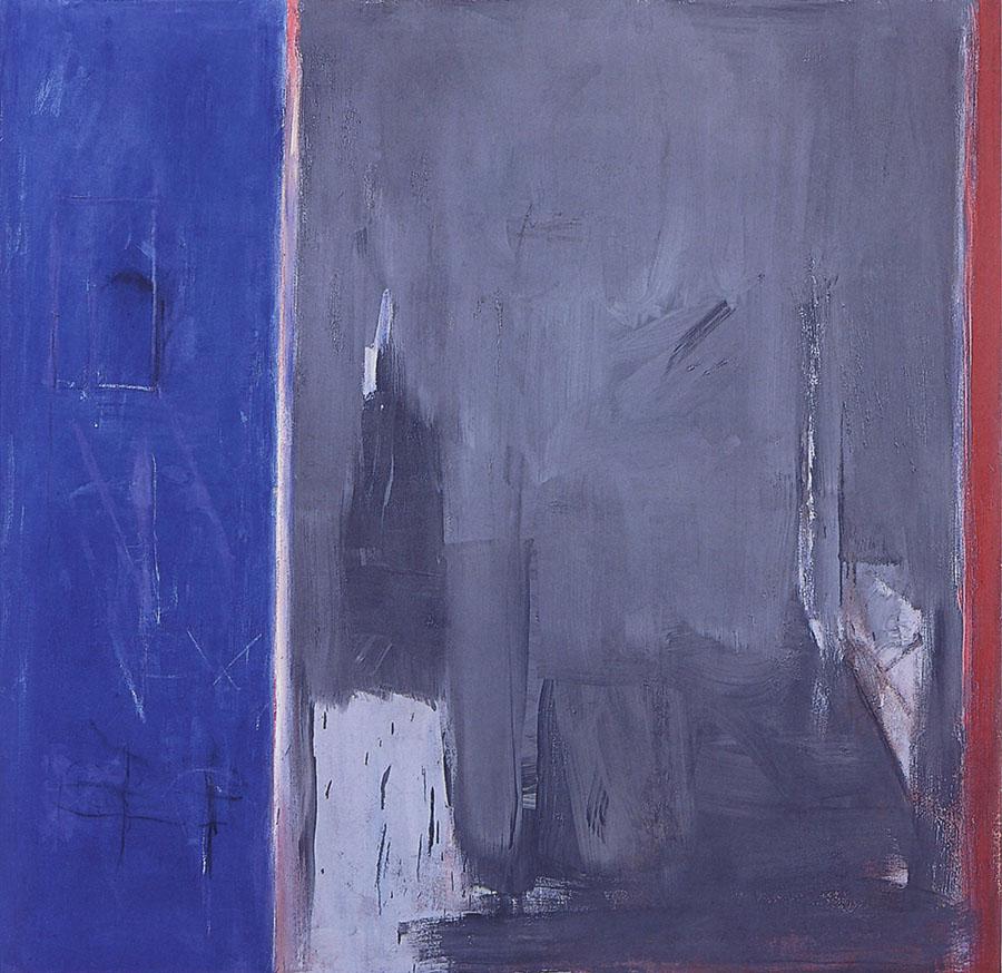 Verd gris i blau, 1993