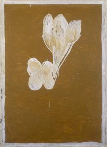 Ocre i flors, 1988