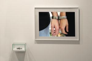 Prototipo #1: Relojes (Herramienta para artistas que trabajan en colaboración), 1996