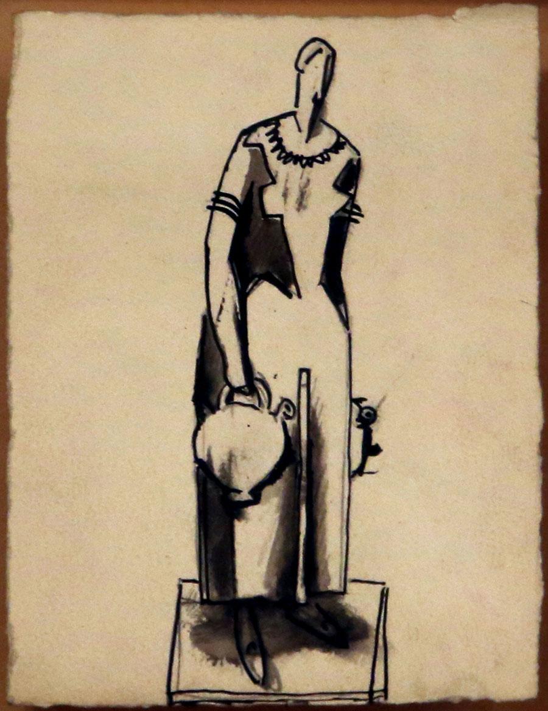 Femme aux cruches n17, 1930-38
