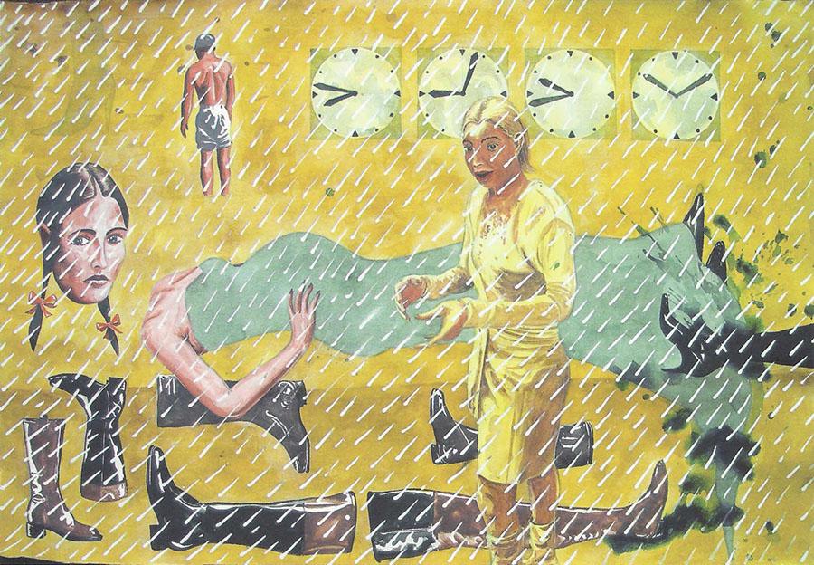 Lluvia, 2001