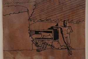 Dibuix nº 200, 1958