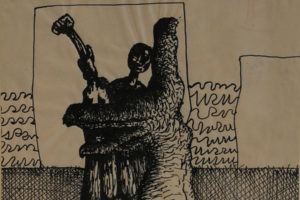 Dibuix nº 201, 1958