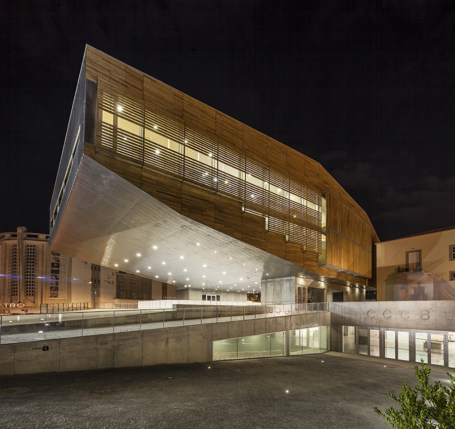 Centro de Cultura Contemporânea, Castelo Branco (2000-2013),2013