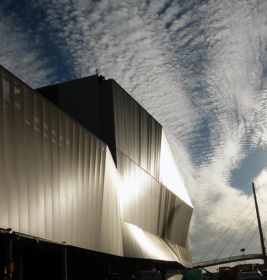 Centre de Convencions Internacional de Barcelona (2000-2004)