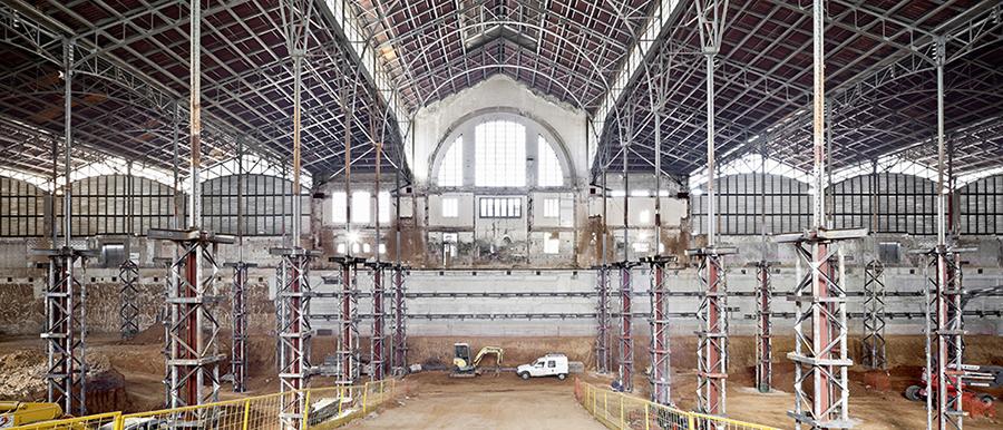 Remodelació del Mercat del Ninot (2008-2015)