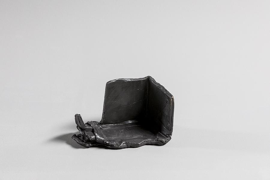 Small bronze models #12, 2018