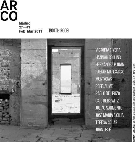 ARCOmadrid2019 Galeria Joan Prats stand 9c09
