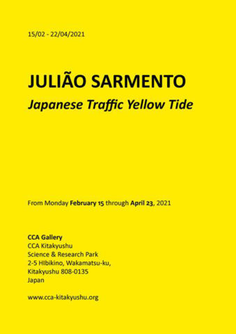 Japanese Traffic Yellow Tide